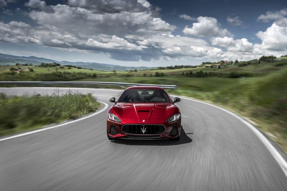 Maserati GranTurismo, Sportwagen, Italien, Limousine, Die besten Sportwagen aus Italien