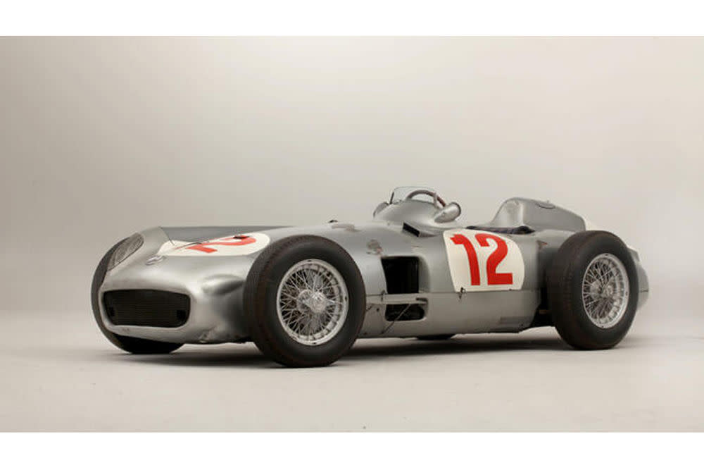 Die teuersten Autos der Welt, Mercedes-Benz W196R Formel1 1954 – 25,16 Millionen Euro