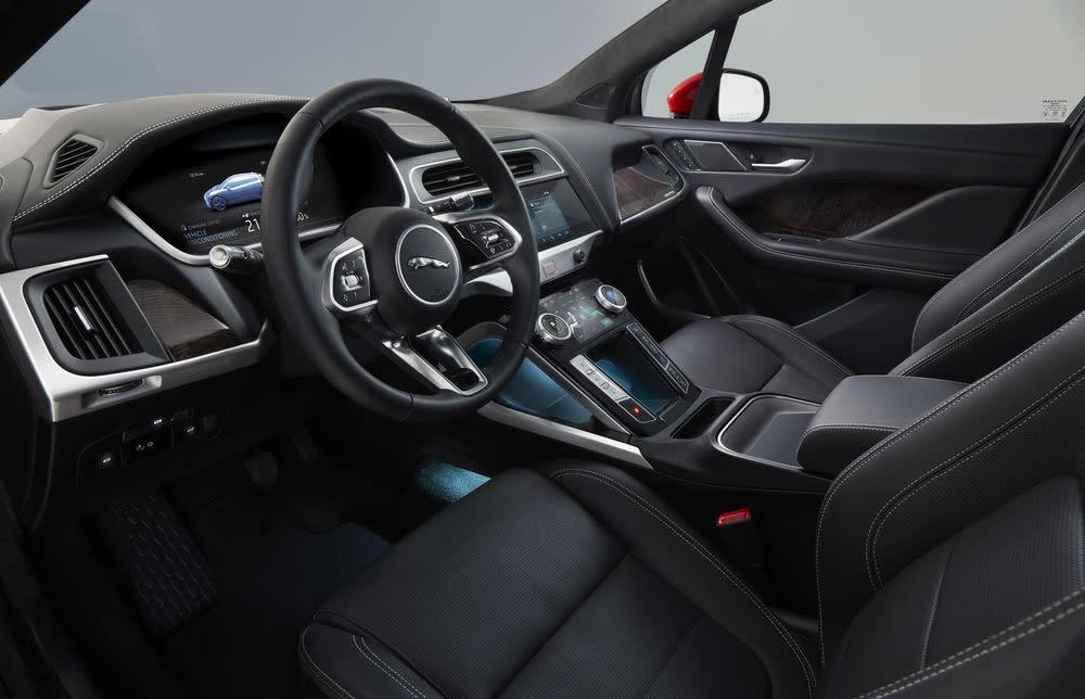 Angriff auf Tesla: Der Jaguar I-Pace