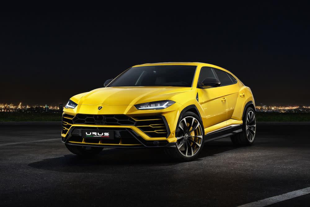 Lamborghini packt den Stier bei den Hörnern und präsentiert mit dem Urus das erste echte SUV der Firmengeschichte.