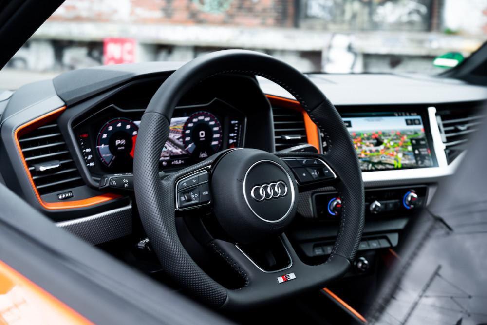 Audi A1 Citycarver