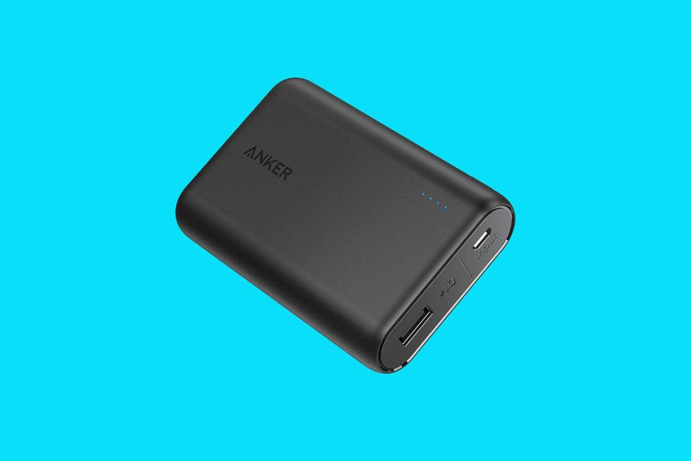 Anker PowerCore 10.000 Smartphone-Kamera Gadget