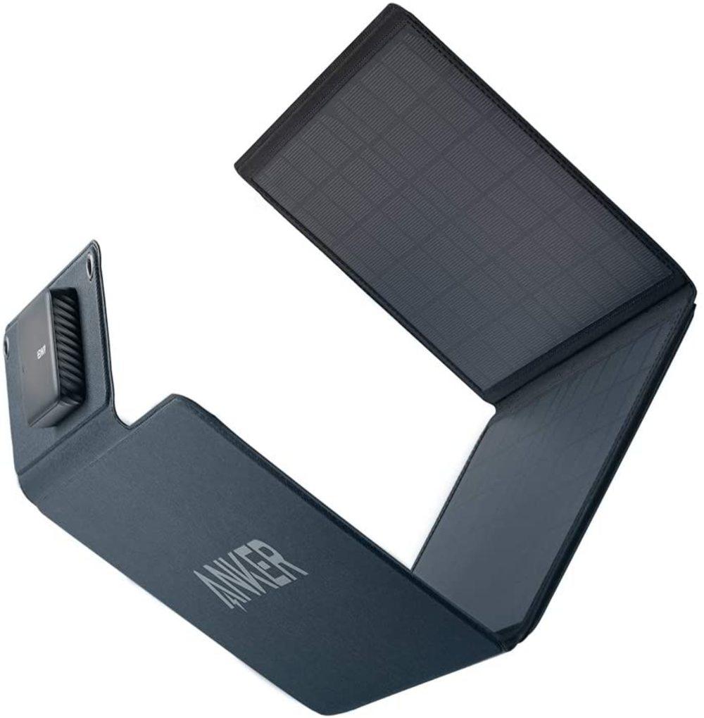 Das Anker Solarladegerät ist ein nachhaltiges Gadget
