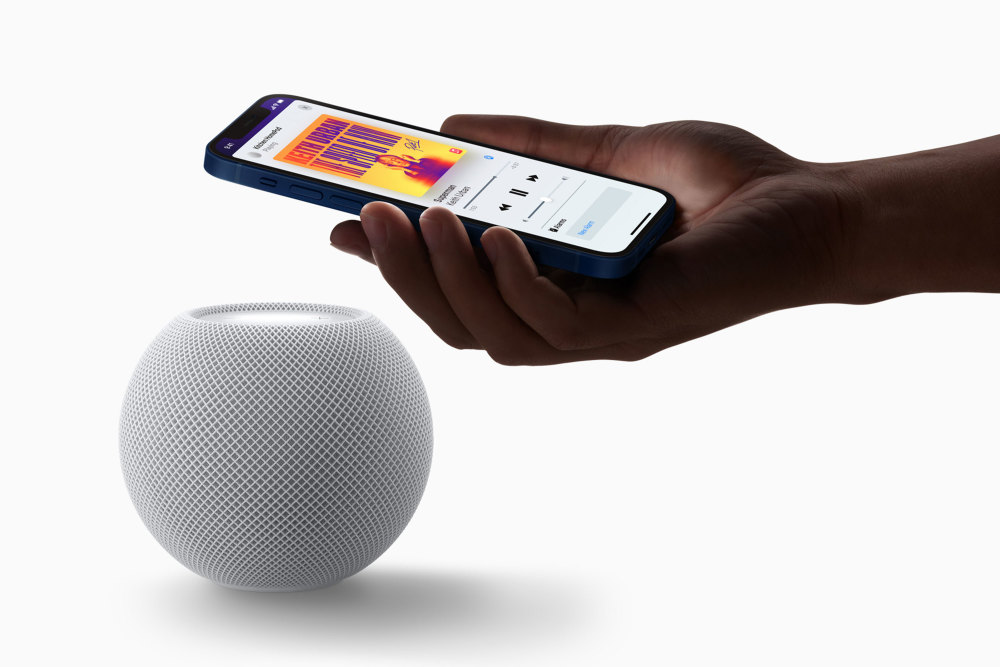 HomePod mini, Smart Home, Smart Speaker, Apple Keynote, 2020