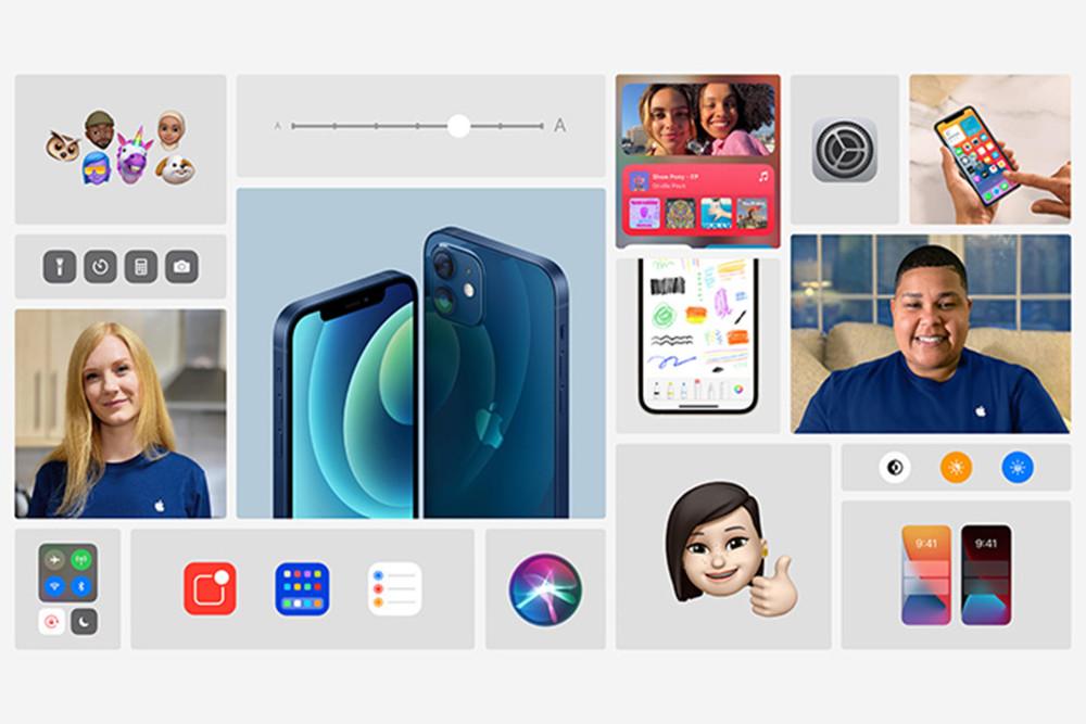 Apple bietet seinen Kunden auch in Zeiten von Corona Support- und Service-Events.