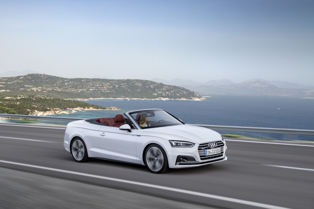 Audi A5 Cabriolet 2019