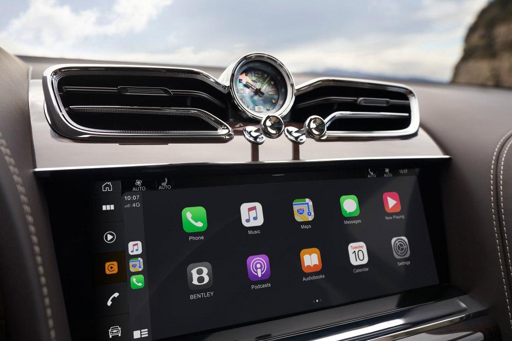 Bentley Bentayga (2020)