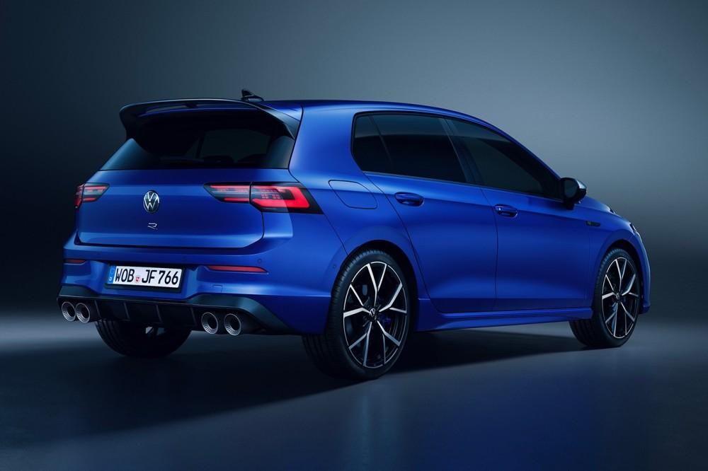Optisch setzt der neue VW Golf R auf Understatement