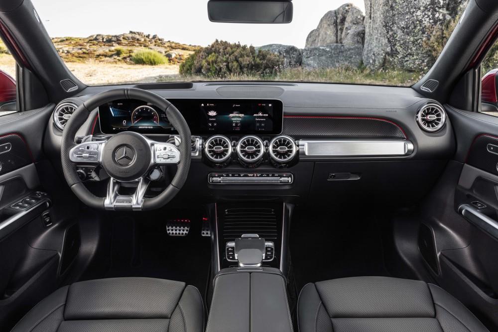 AMG GLB 35 4MATIC: Das ist der neue Performance-SUV von Mercedes