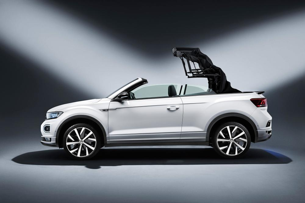 T-Roc Cabrio: Das ist das erste SUV-Cabrio von Volkswagen