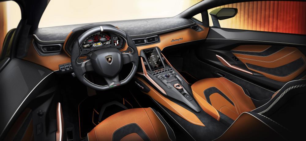 Lamborghini Sián: Das ist der neue Hybrid-Supersportler