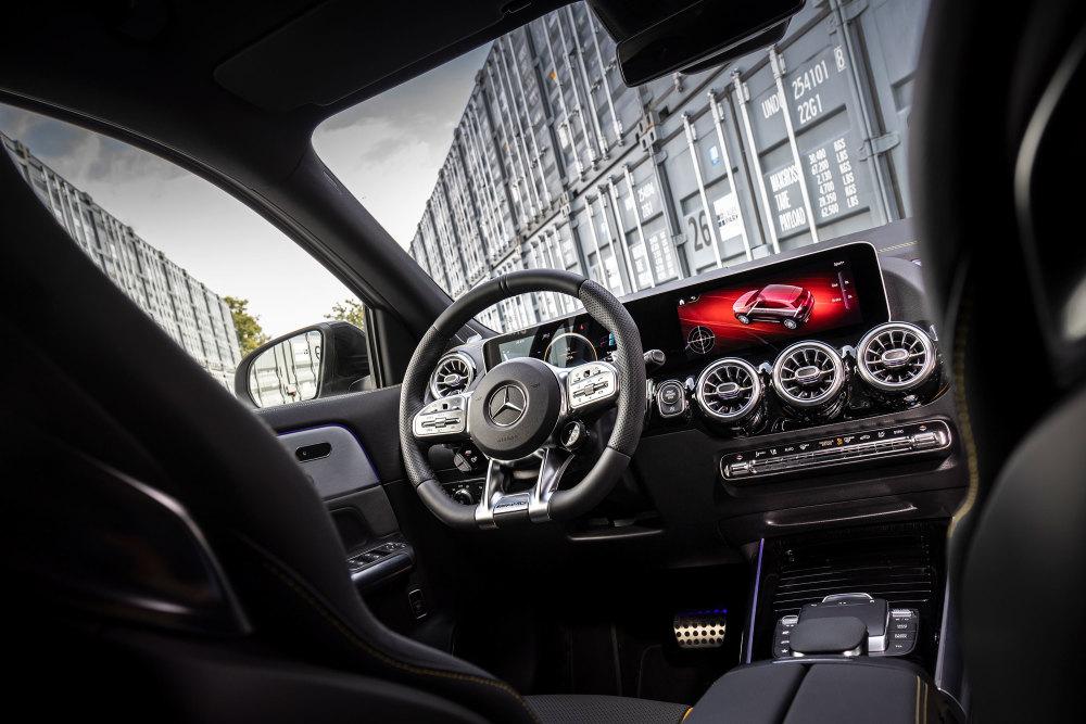 Mercedes-AMG GLA 45 4MATIC+
