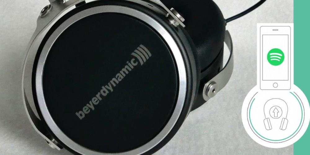 Aventho wireless sound personalization