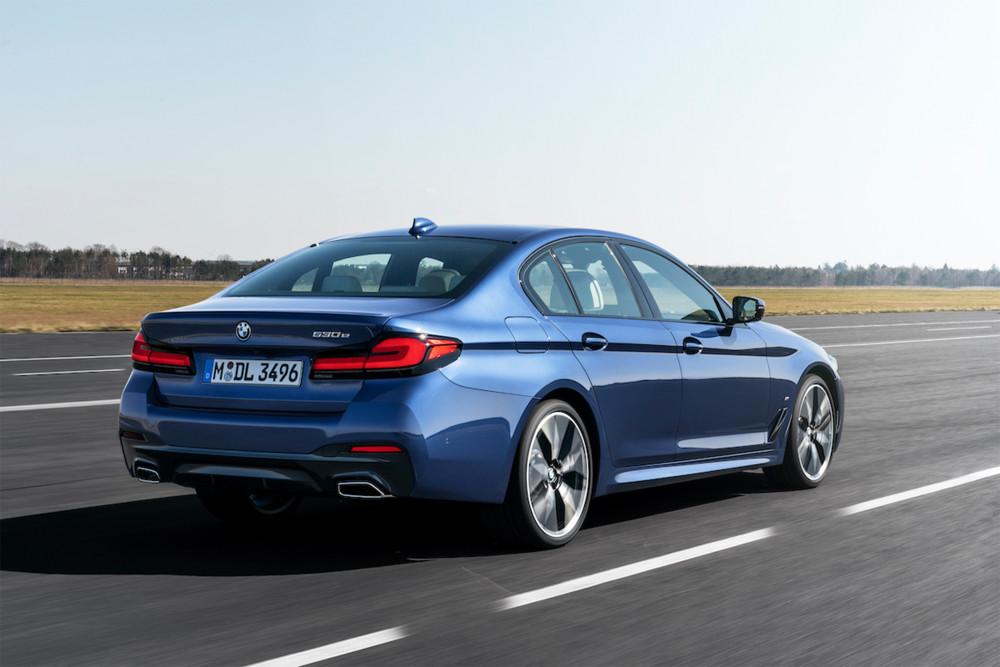 BMW 5er (2020)