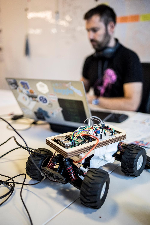 Blockchained Mobility Hackathon in München 3
