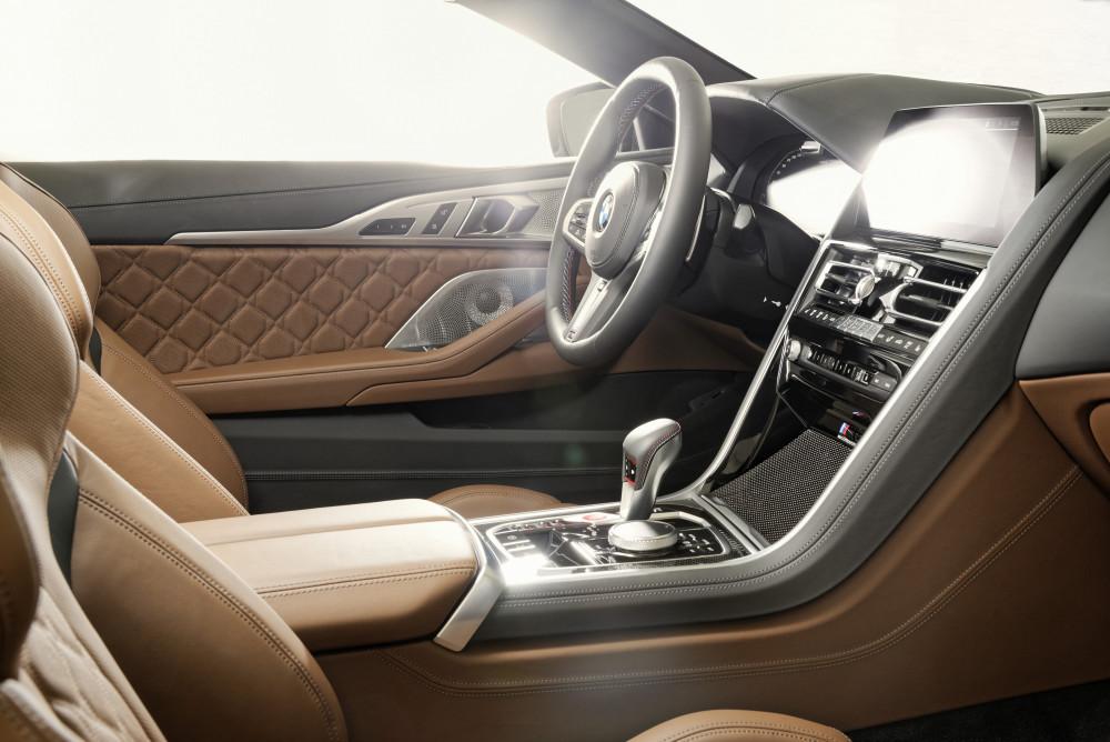 Neues BMW M-Mitglied: Das M8 Competition Cabriolet