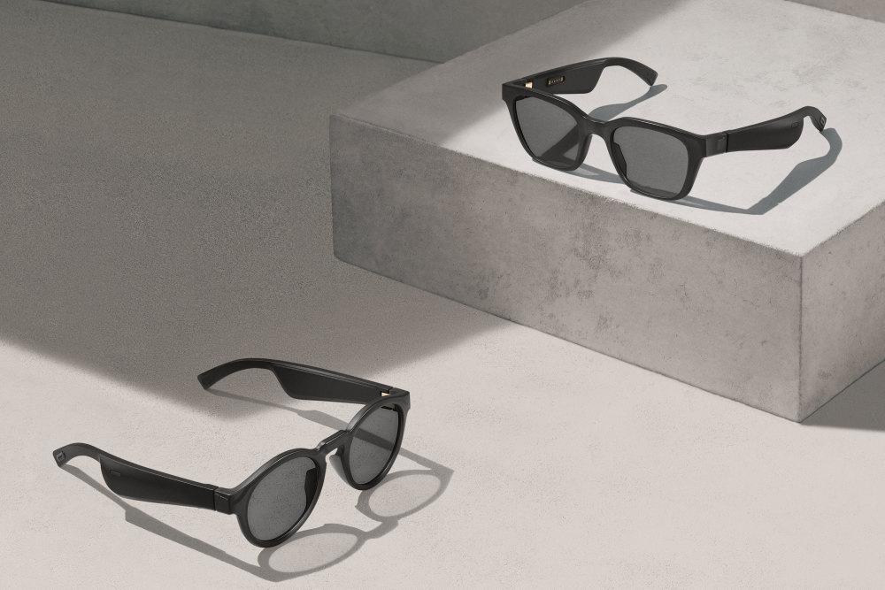 Alto und Rondo heißen die beiden Modelle der Bose Frames.