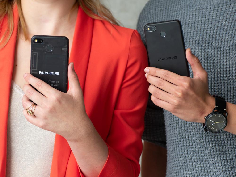 Fairphone 3 und 3+ im Vergleich