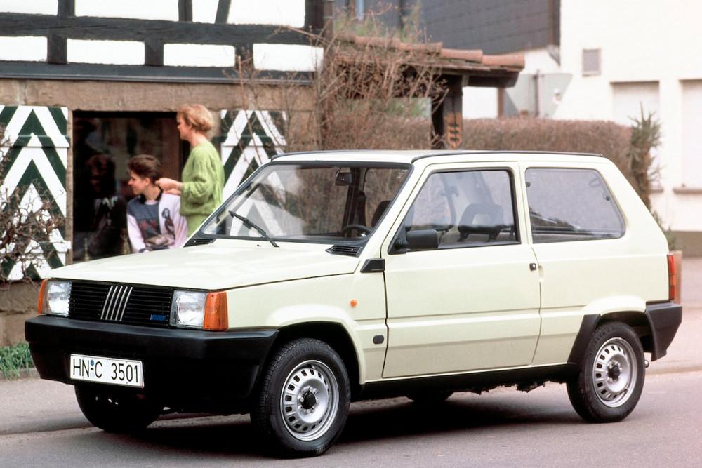 Fiat Panda: