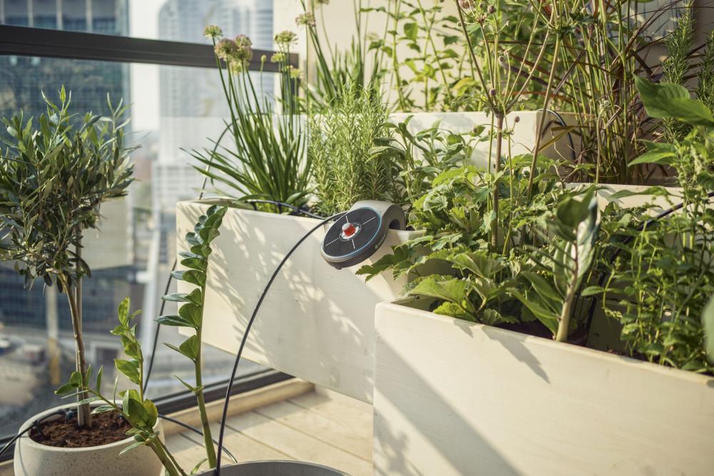 Outdoor-Gadgets, Gadgets, Sommer 2020, Sommerurlaub, Gardena AquaBloom