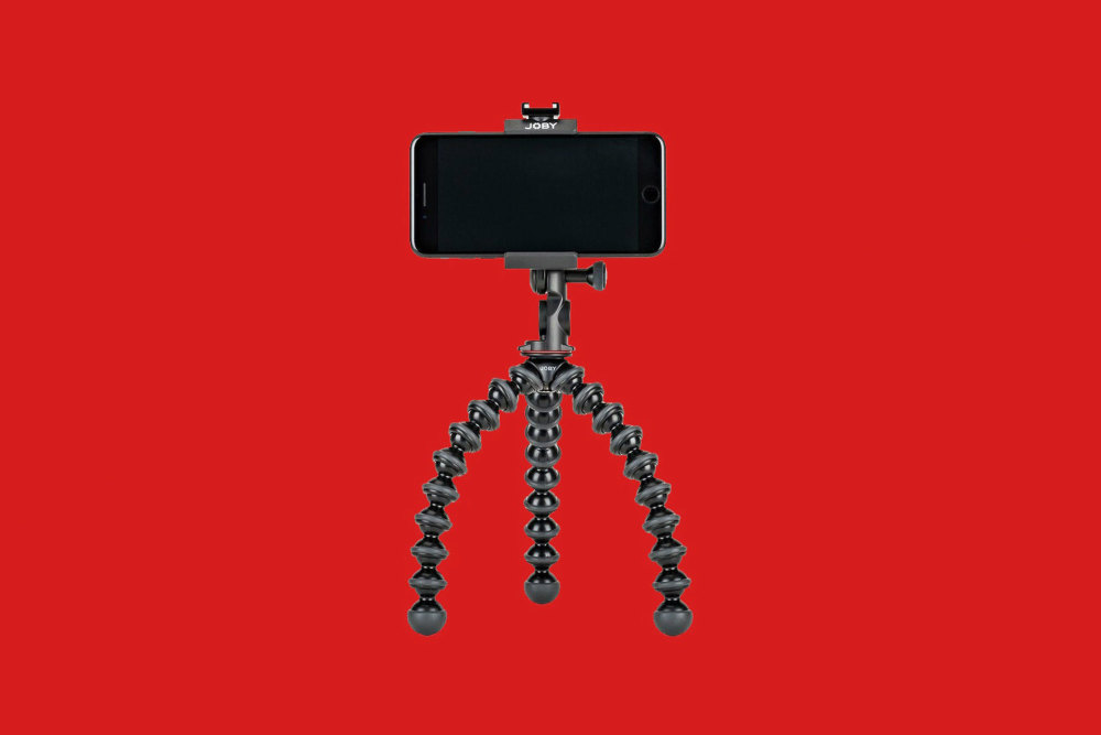 Joby GripTight Pro 2 GorillaPod Smartphone-Kamera Gadget