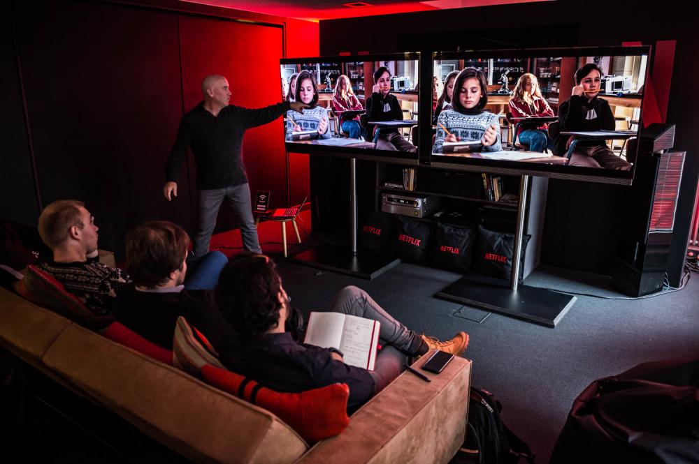 HDR, Dolby Vision, Netflix