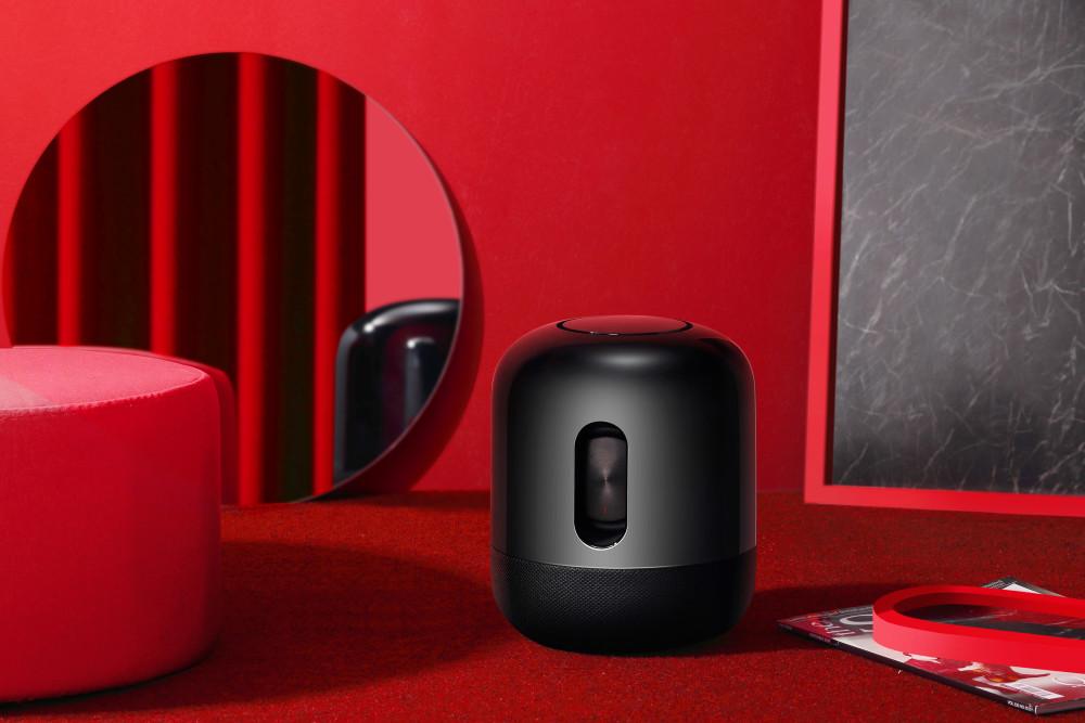 Weihnachten 2020: Der Huawei Sound X ist ein Smart Speaker für Ästheten