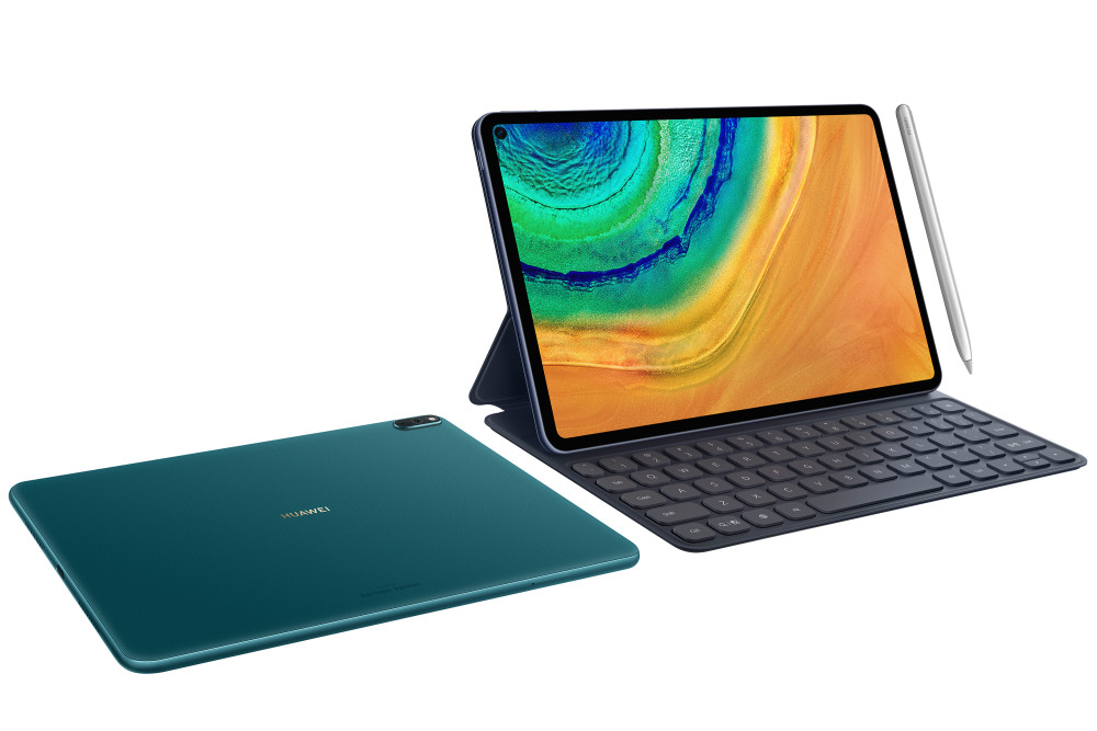 Outdoor-Gadgets, Gadgets, Sommer 2020, Sommerurlaub, Tablet, Huawei, Huawei MatePad Pro