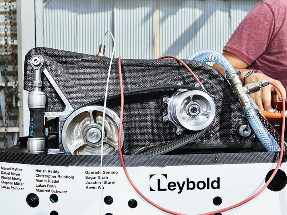 Hyperloopmotor