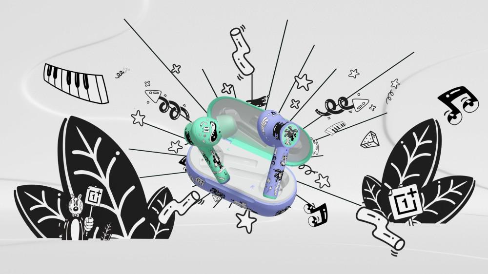 OnePlus Buds Z Special Edition