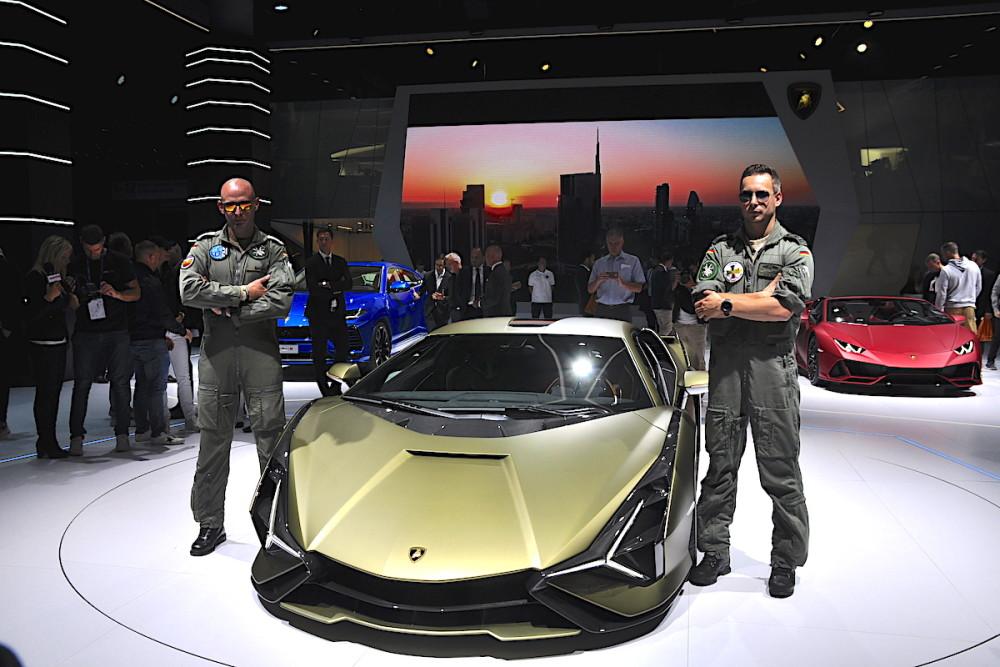 Lamborghini Sián FKP 37-2