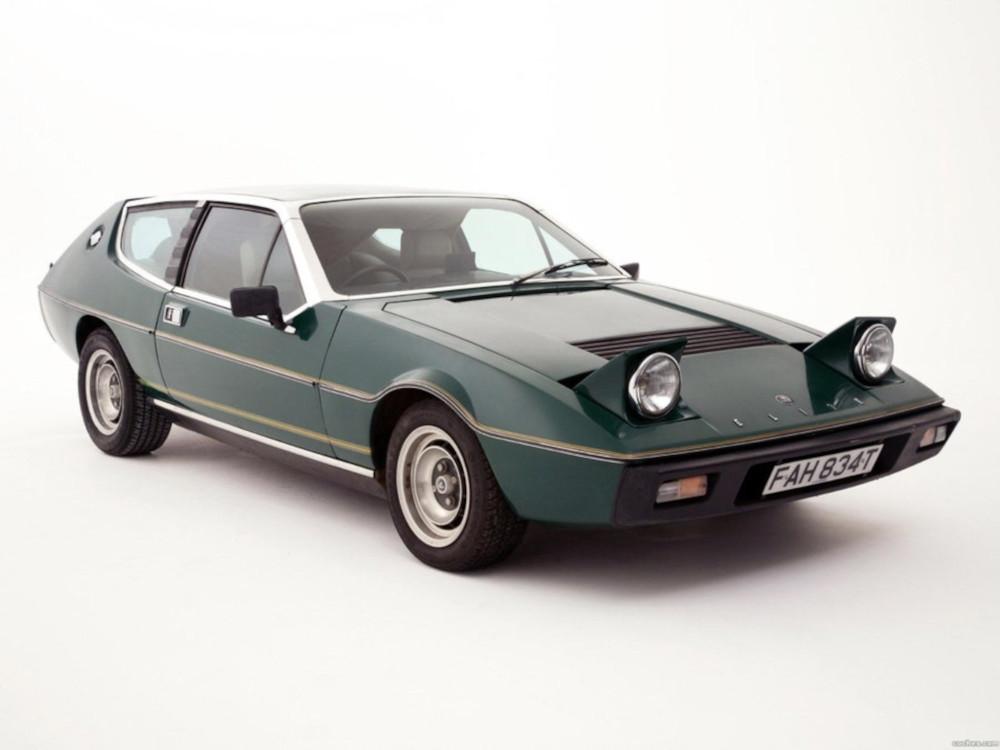 Der Lotus Elite zählt zu den schönsten Autos der Welt.