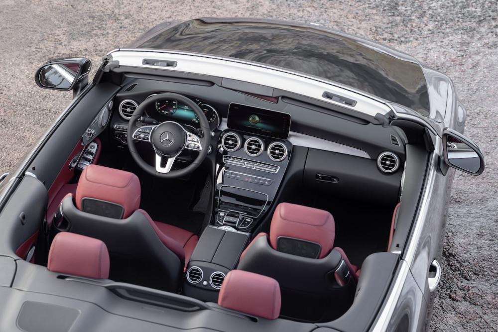 Mercedes-Benz C440 4MATIC