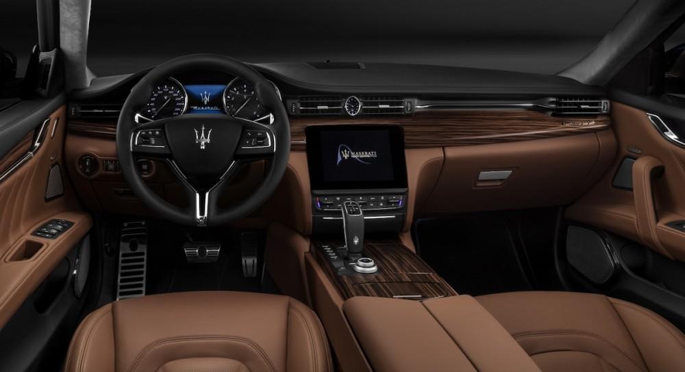 GQ Testwagen, Test, Sportlimousine, Maserati, Maserati Quattroporte S Q4