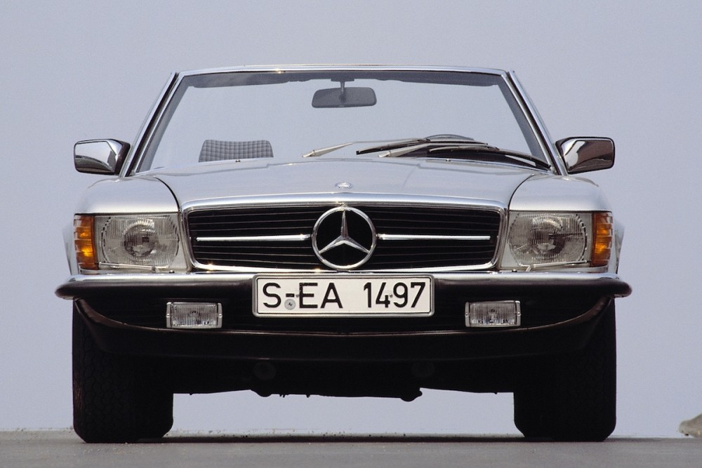 Mercedes-Benz SL 500 R107