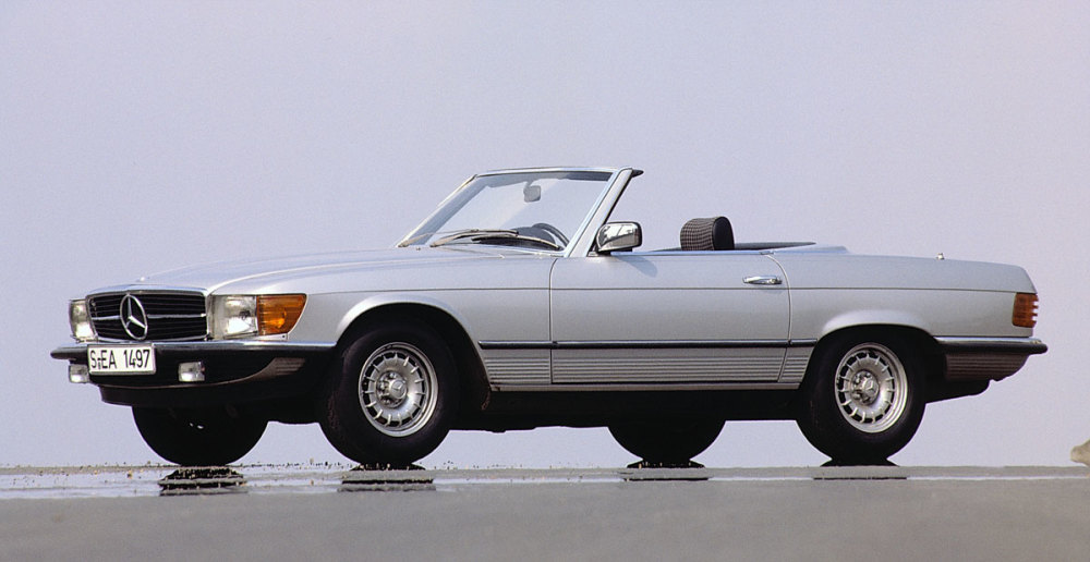 Mercesdes Benz 450 SL (R107)