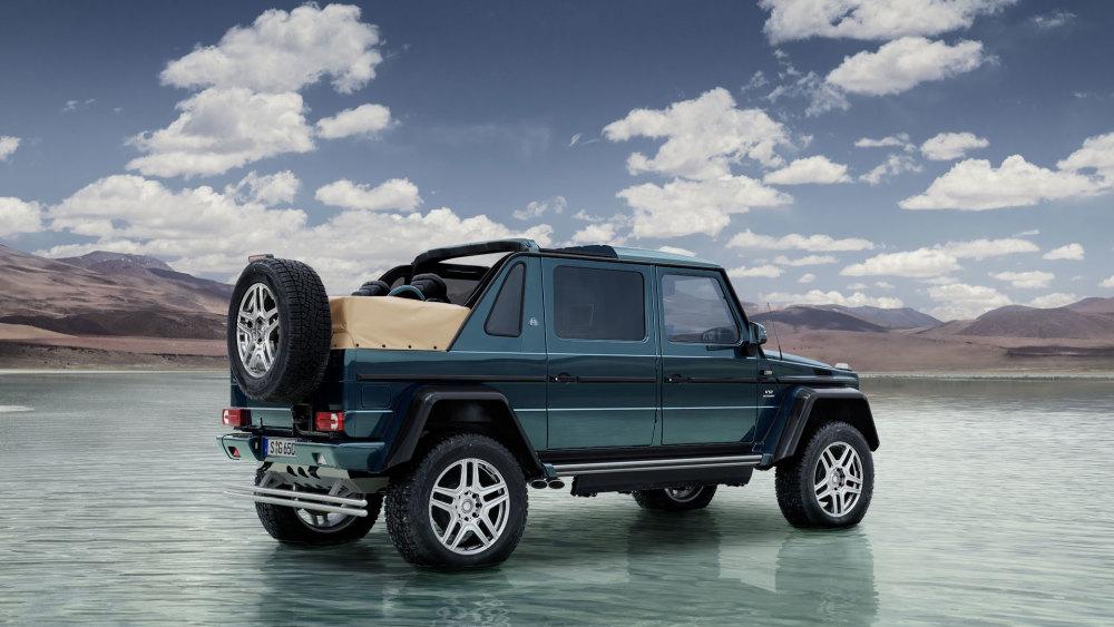 Mercedes-Benz G-Klasse Landaulet