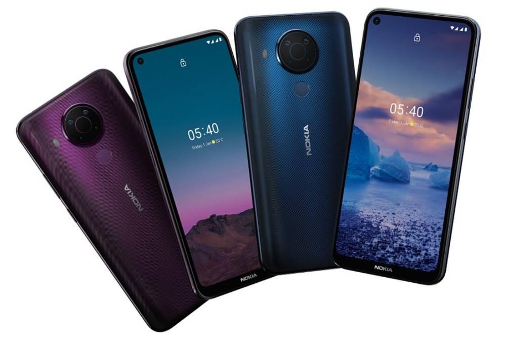 Das Nokia 5.4 zählt zu den besten Smartphones für unter 300 Euro.