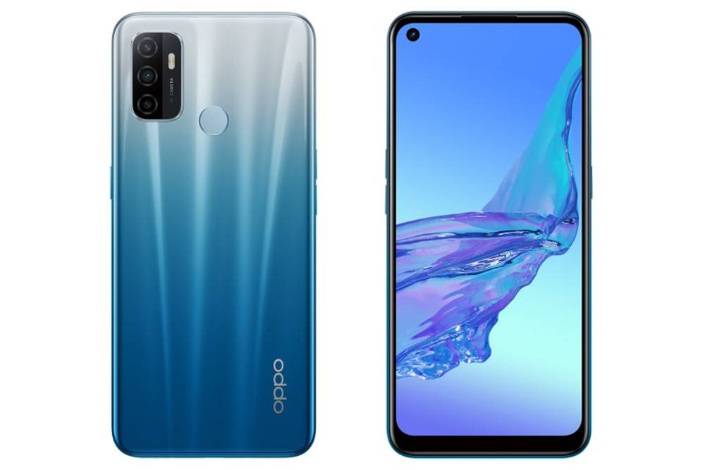 Das Oppo A53s zählt zu den besten Smartphones für unter 300 Euro.