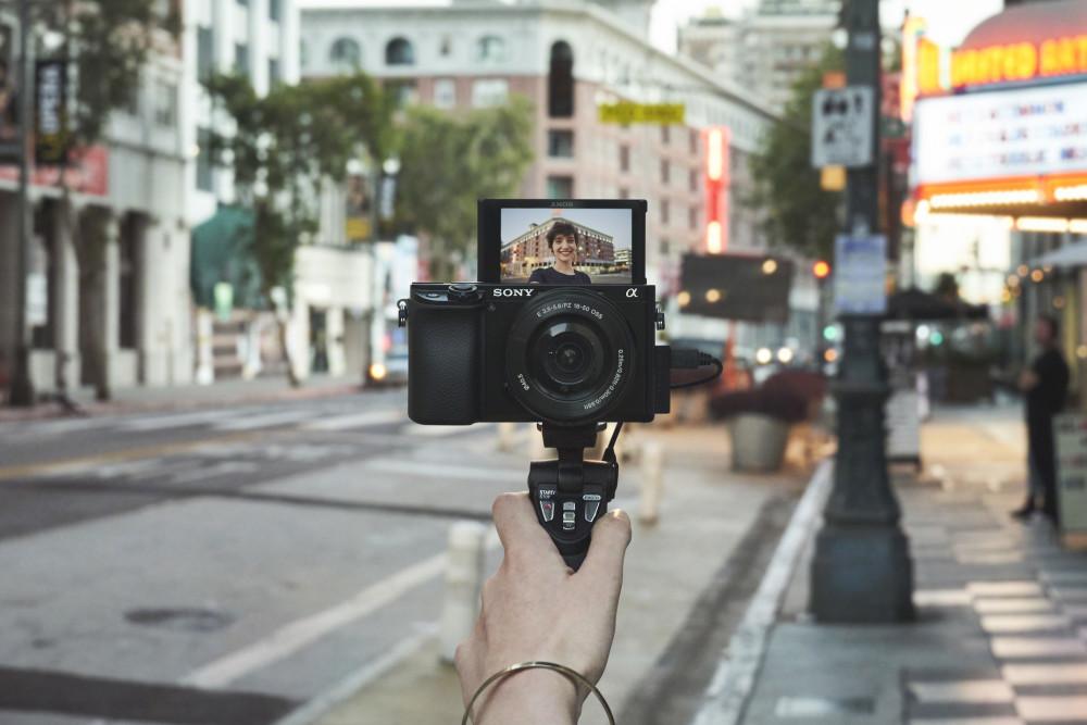 Streaming, Profis, Zubehör, Ausrüstung, Kamera, Sony Alpha 6100