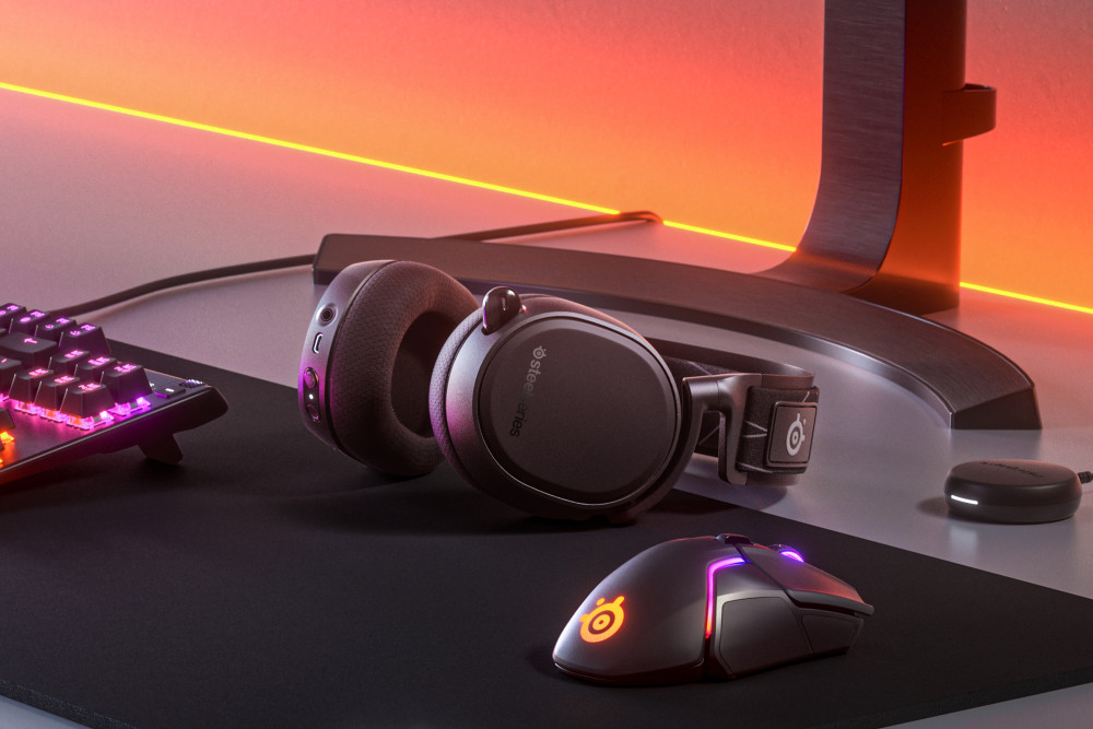 Steelseries Arctis 9 Wireless, Streaming, Headset