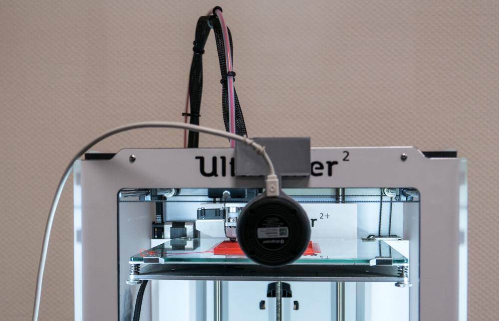 3D-Drucker; PTScientists; Mondmission