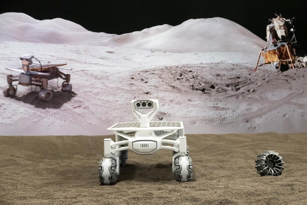 PTScientists; Mondrover; Lunar Quattro