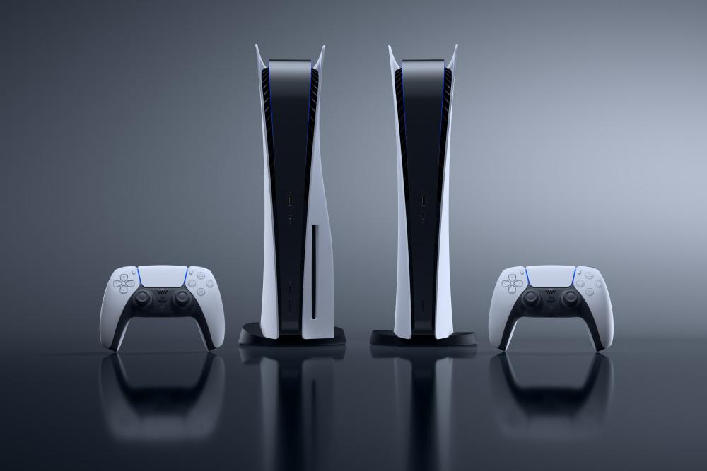 Die neue PlayStation 5 (PS5) erscheint in zwei Versionen