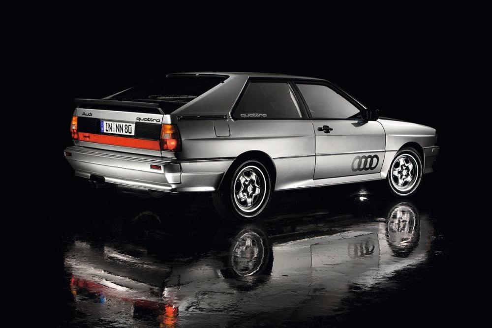 Audi Quattro, Ur-Quattro