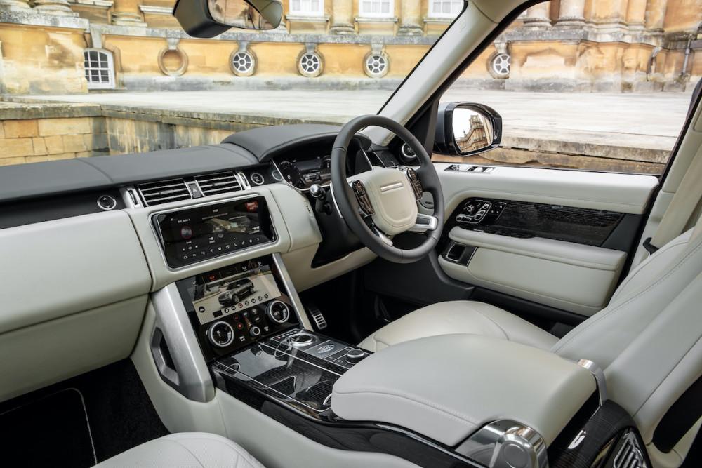 Range Rover P400