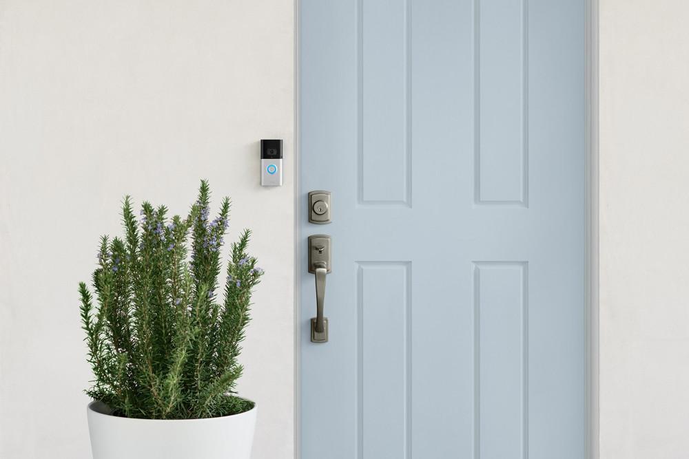 Outdoor-Gadgets, Gadgets, Sommer 2020, Sommerurlaub, Türklingel, Ring, Ring Video Doorbell 3 Plus