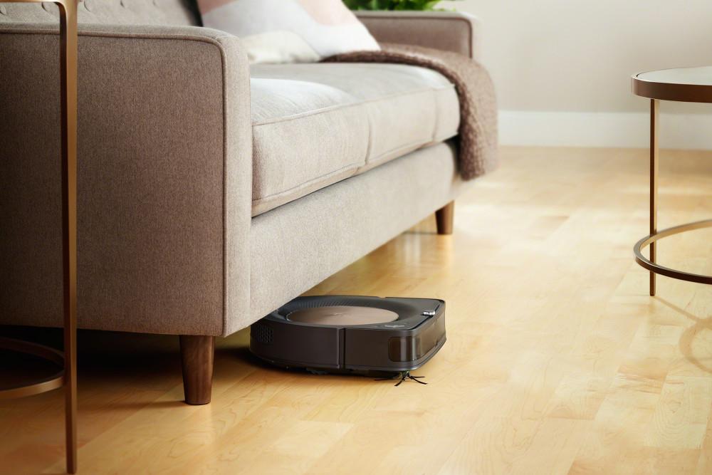 Der Saugroboter iRobot Roomba s9+ ist ein smartes Weihnachtsgeschenk 2020