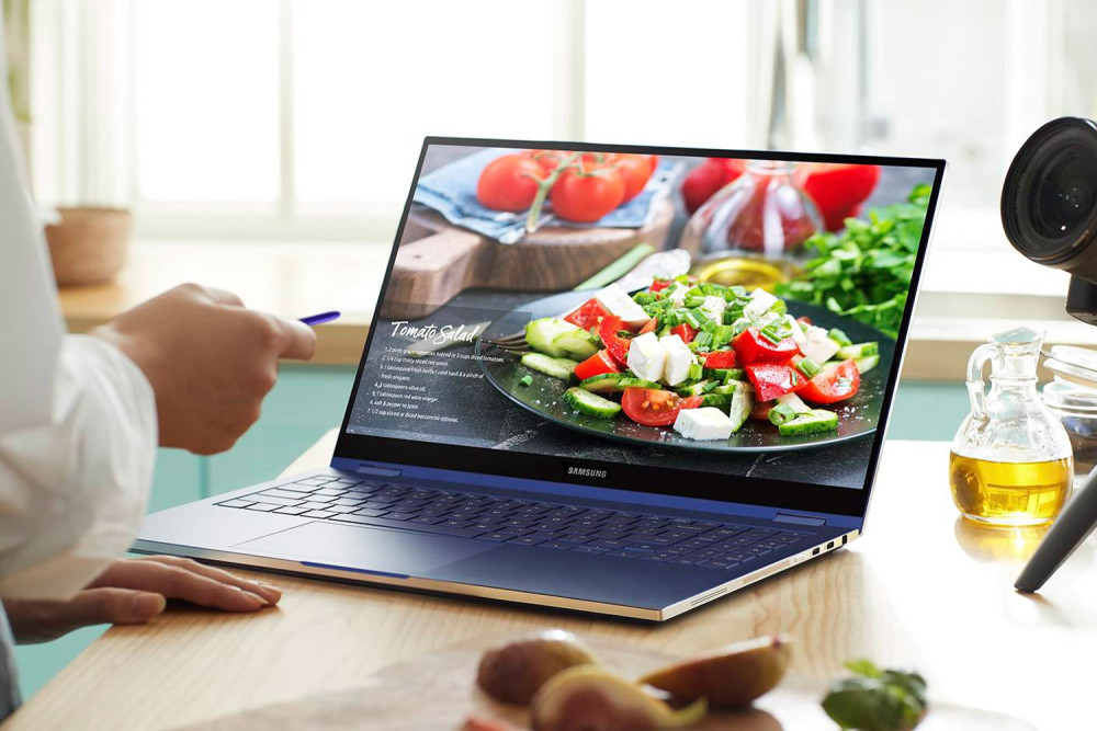 Smart Working, Technik, Laptop, Convertible, Samsung Galaxy Book Flex