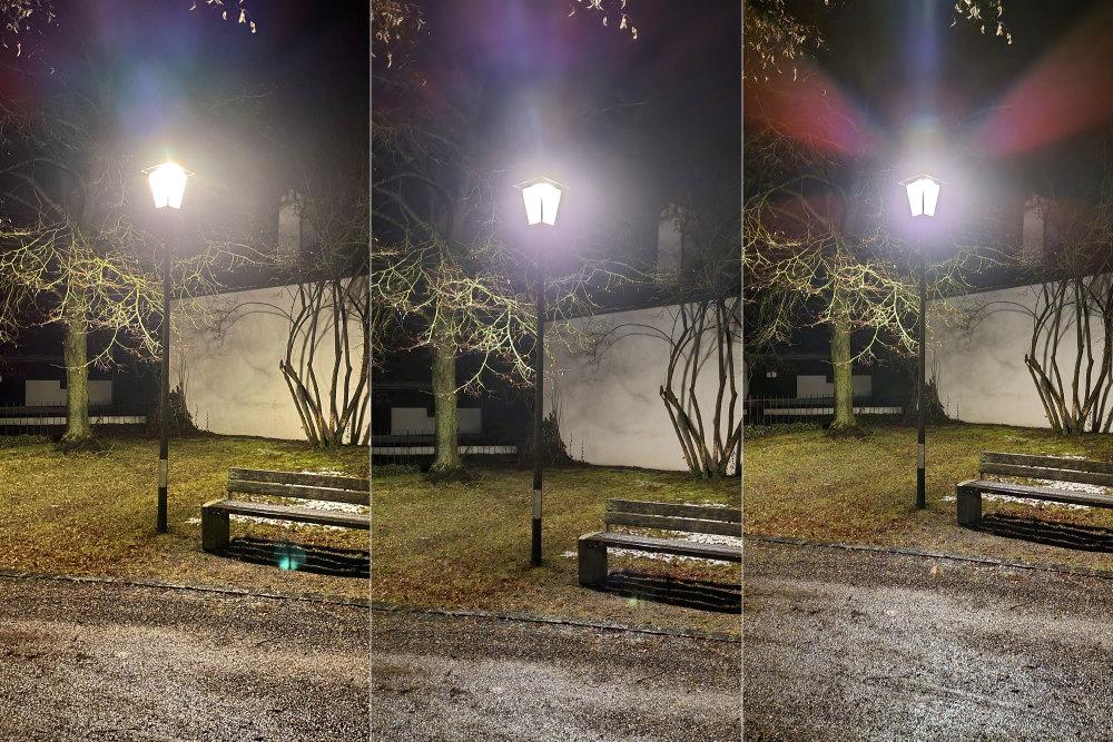 Das Samsung Galaxy S21 Ultra überzeugt im Kamera-Test mit seinem Nachtmodus.